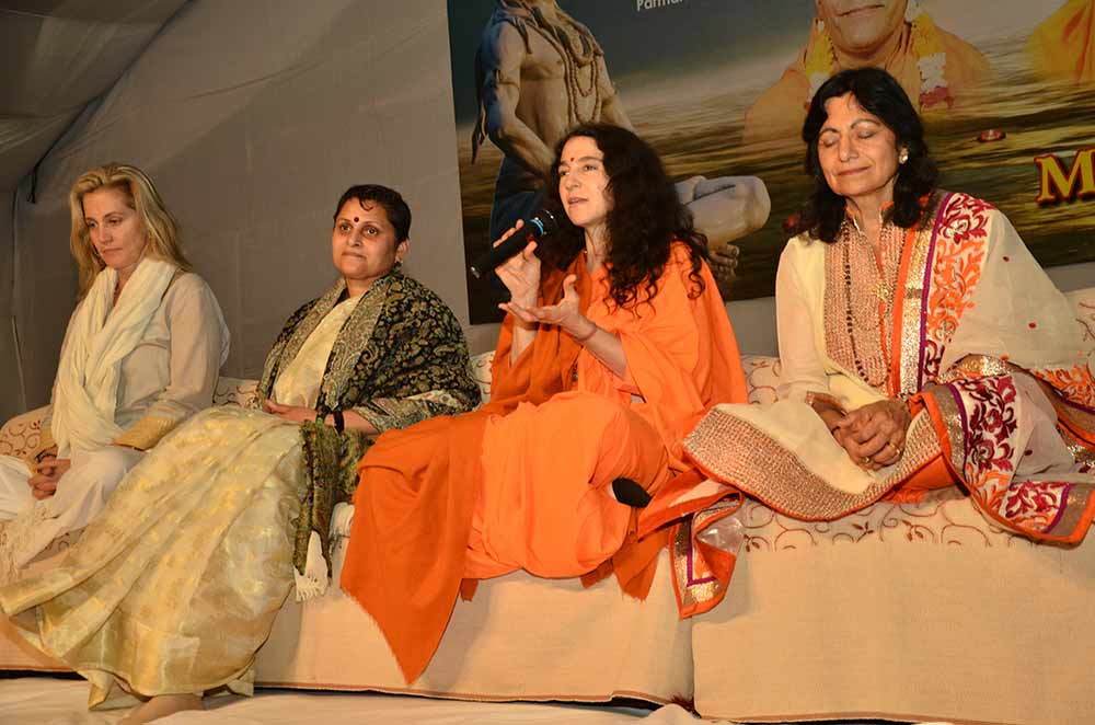 IYF 2013 - Embracing the Divine Feminine Panel (3)
