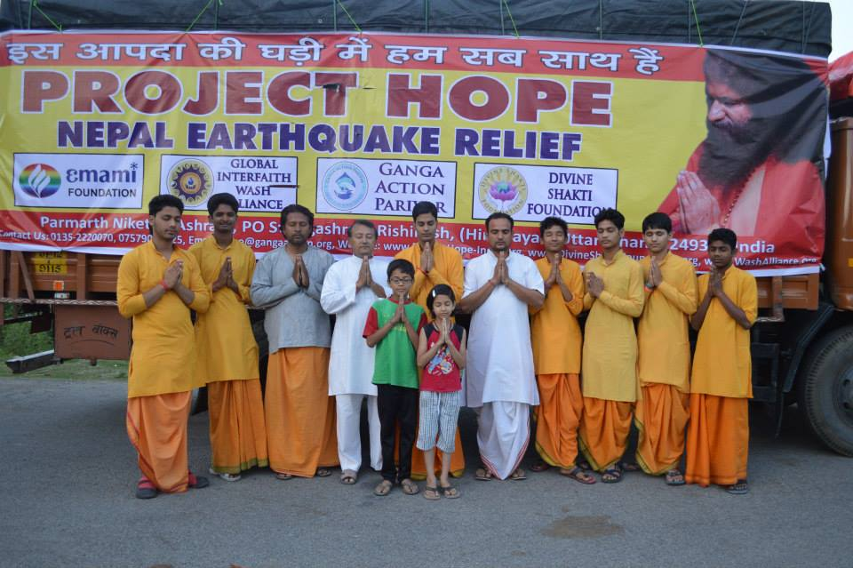 Immediate Relief for Nepal Earthquake (13)