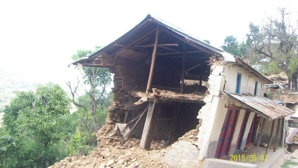 Immediate Relief for Nepal Earthquake (2)