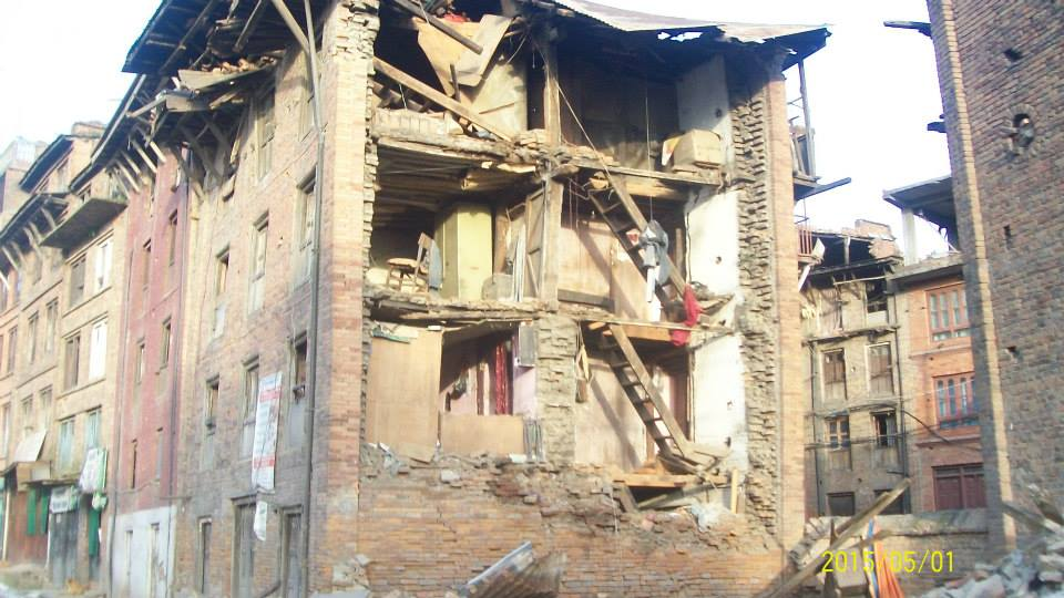 Immediate Relief for Nepal Earthquake (6)