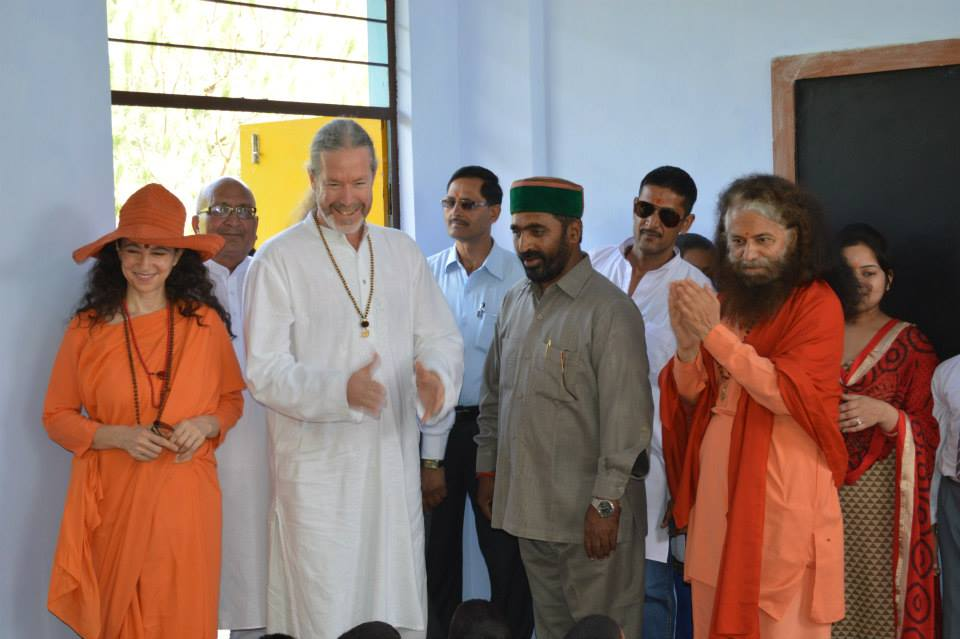 Inauguration of Divine Shakti Foundation's New Brightland School (14)