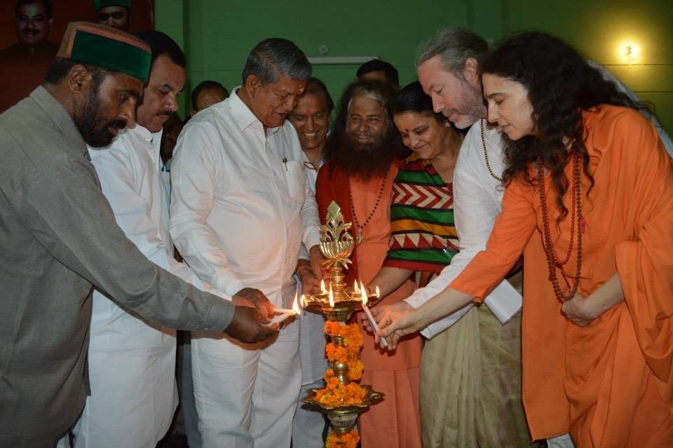 Inauguration of Divine Shakti Foundation's New Brightland School (2)