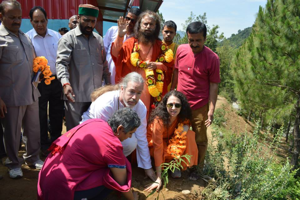 Inauguration of Divine Shakti Foundation's New Brightland School (21)