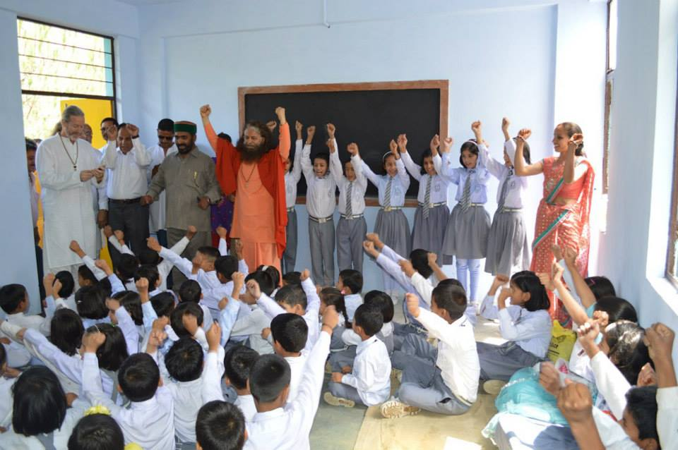 Inauguration of Divine Shakti Foundation's New Brightland School (3)
