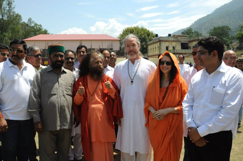 Inauguration of Divine Shakti Foundation's New Brightland School (37)