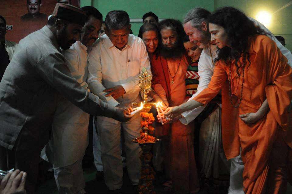 Inauguration of Divine Shakti Foundation's New Brightland School (45)
