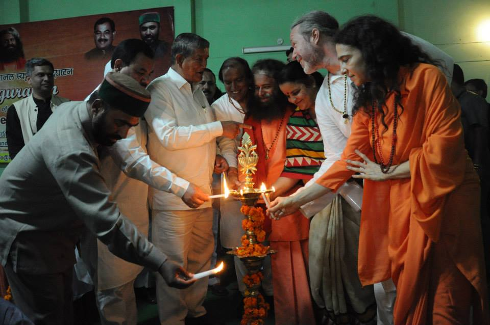 Inauguration of Divine Shakti Foundation's New Brightland School (46)