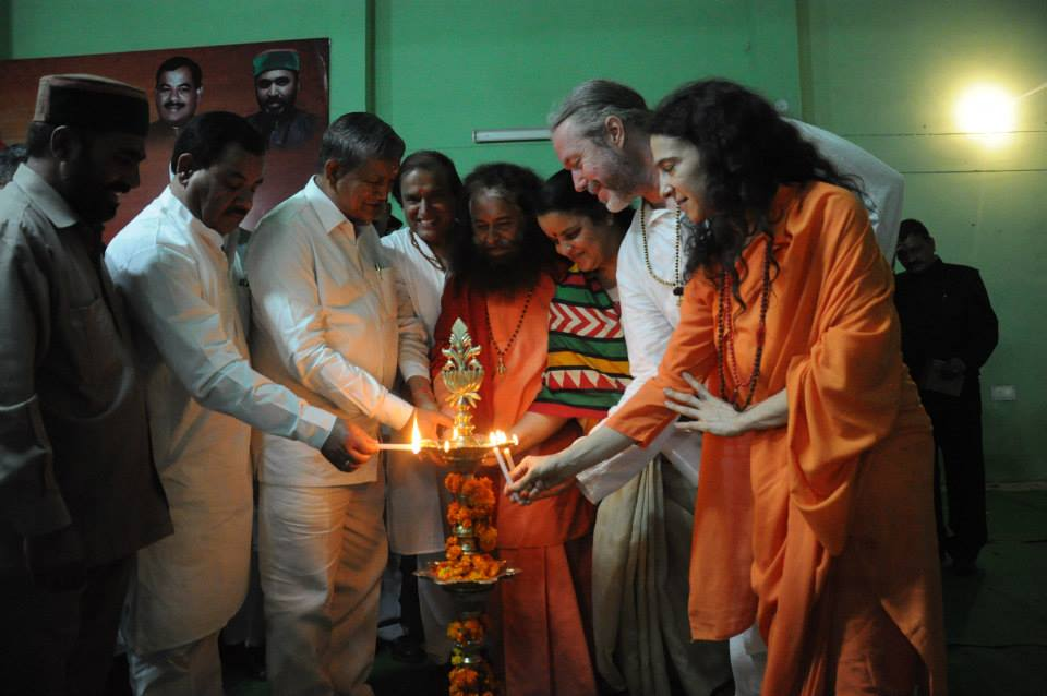 Inauguration of Divine Shakti Foundation's New Brightland School (47)