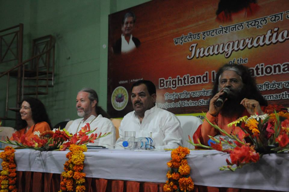 Inauguration of Divine Shakti Foundation's New Brightland School (48)