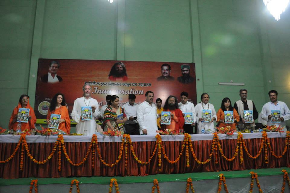 Inauguration of Divine Shakti Foundation's New Brightland School (50)