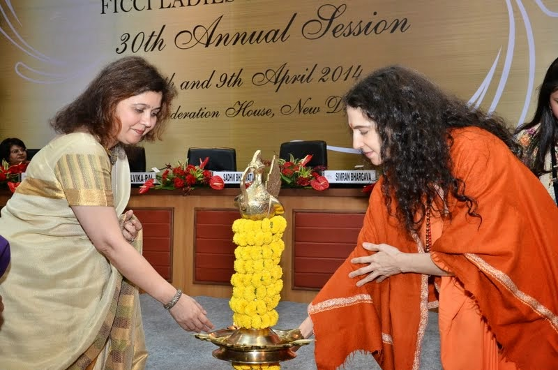 Inner Journey Keynote at FICCI Ladies Annual Session (1)