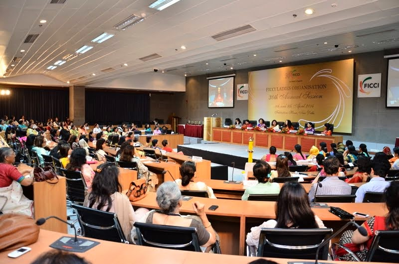 Inner Journey Keynote at FICCI Ladies Annual Session (2)