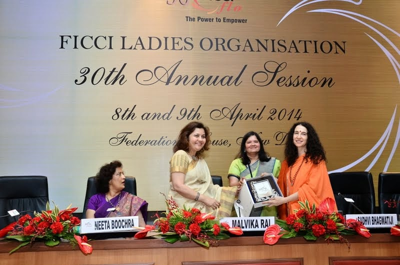 Inner Journey Keynote at FICCI Ladies Annual Session (3)