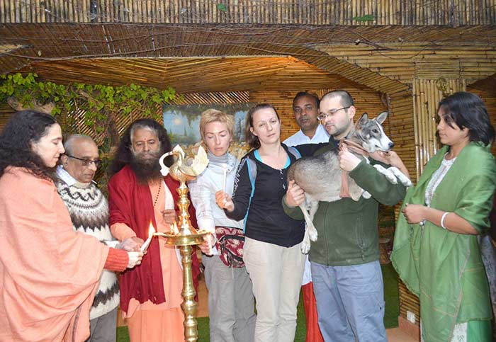 Month Long Rishikesh Animal Rescue Project Organized at Parmarth (3)
