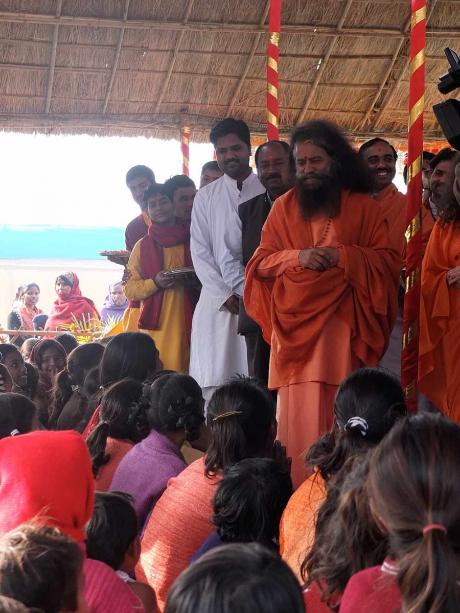 National Girl Child Day - Kumbh Mela 2013 (12)