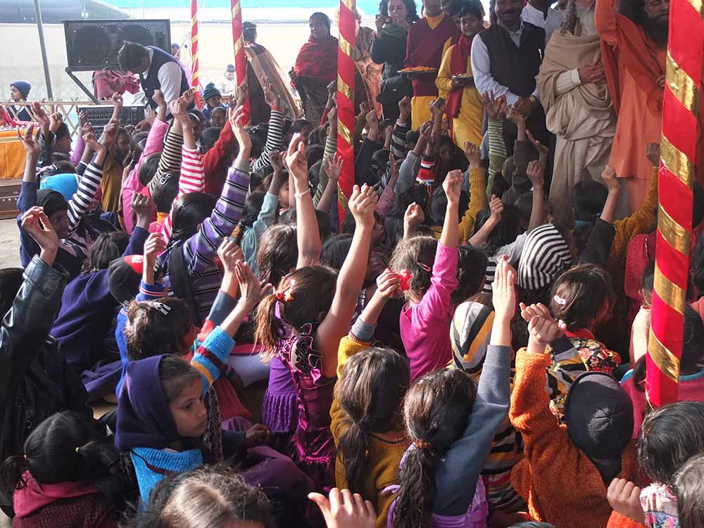 National Girl Child Day - Kumbh Mela 2013 (13)