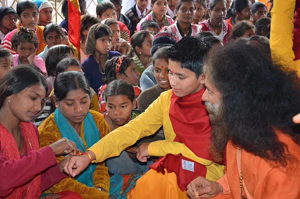 National Girl Child Day - Kumbh Mela 2013 (2)