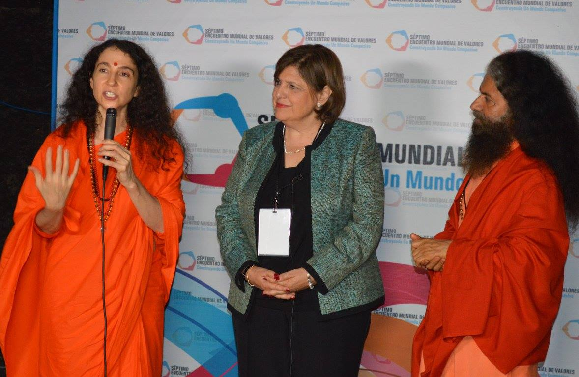 Seventh Annual Worldwide Meeting on Human Values in Mexico (26)