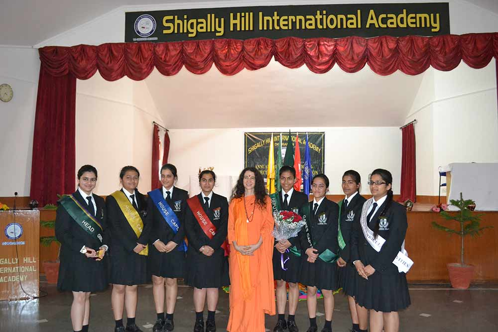 Shigally Hill Academy Investiture Ceremony (1)