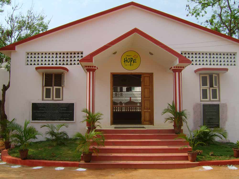 Womens' Home on Same Land as New Orphanage Complex