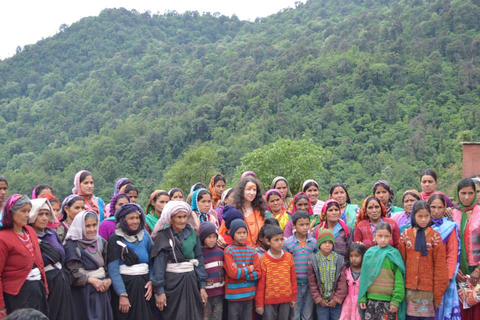 Visit to Triyuginarayan Livelihood Centre (19)