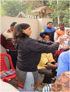 Bapu Gram Camp -  10 January 2015 (1)