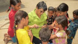 Gujjar Basti Medical Camp - 10 May 2015 (11)