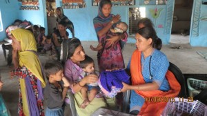 Gujjar Basti Medical Camp - 10 May 2015 (15)