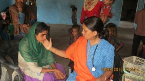 Gujjar Basti Medical Camp - 10 May 2015 (20)