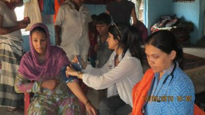Gujjar Basti Medical Camp - 10 May 2015 (6)