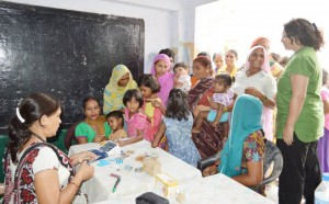 Kali ki Dhaal Medical Camp - 28 June, 2015 (6)