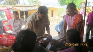 Khanda Dal Medical Camp - 17 May 2015 (2)