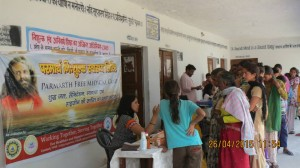 Kodia Medical Camp - 26 April 2015 (11)