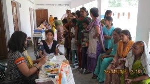 Kodia Medical Camp - 26 April 2015 (14)