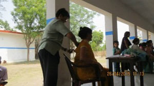 Kodia Medical Camp - 26 April 2015 (7)