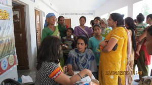 Kodia Medical Camp - 26 April 2015 (9)