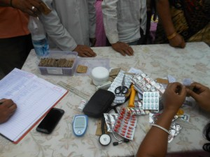 Medical Camp at Ramjiwala - 5 July, 2015 (10)