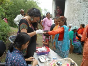 Medical Camp at Ramjiwala - 5 July, 2015 (12)