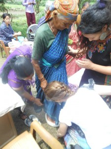 Medical Camp at Ramjiwala - 5 July, 2015 (13)