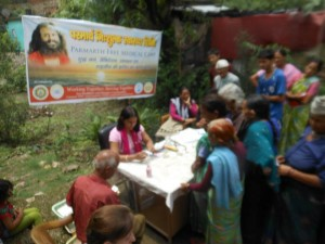 Medical Camp at Ramjiwala - 5 July, 2015 (16)