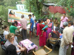 Medical Camp at Ramjiwala - 5 July, 2015 (27)