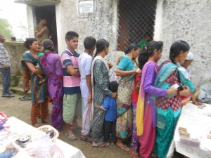 Medical Camp at Ramjiwala - 5 July, 2015 (31)