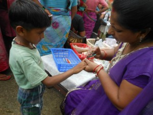 Medical Camp at Ramjiwala - 5 July, 2015 (7)