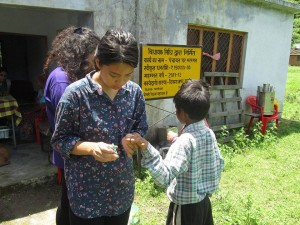 Nayal Village Medical Camp - 29 July, 2015 (1)