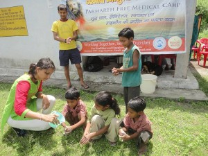 Nayal Village Medical Camp - 29 July, 2015 (15)