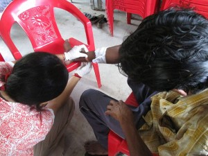 Nayal Village Medical Camp - 29 July, 2015 (18)