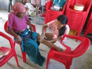 Nayal Village Medical Camp - 29 July, 2015 (5)