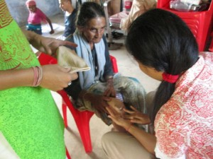Nayal Village Medical Camp - 29 July, 2015 (7)