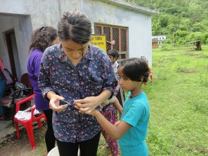 Nayal Village Medical Camp - 29 July, 2015 (8)