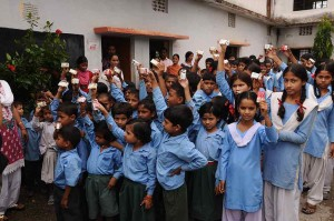 Promoting Handwashing in Schools (4)